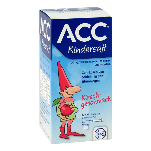 ACC Kindersaft Verfall 04/2020