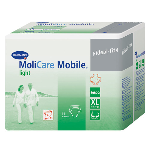 MOLICARE Mobile Light Inkontinenz Slip extra large