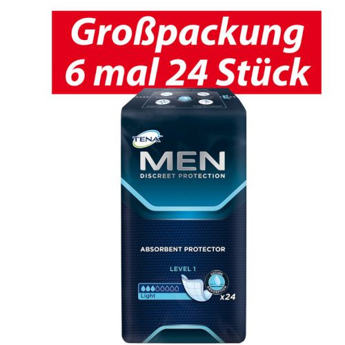 TENA MEN Level 1 Einlagen