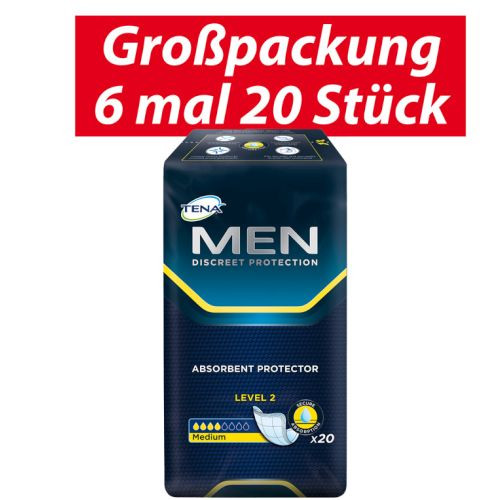 TENA MEN Level 2 Einlagen