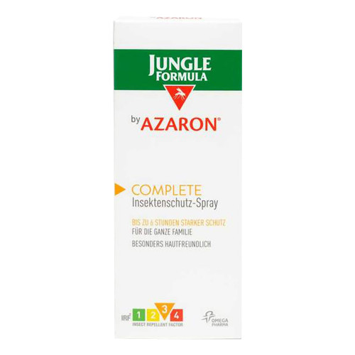 JUNGLE Formula by AZARON COMPLETE Spray