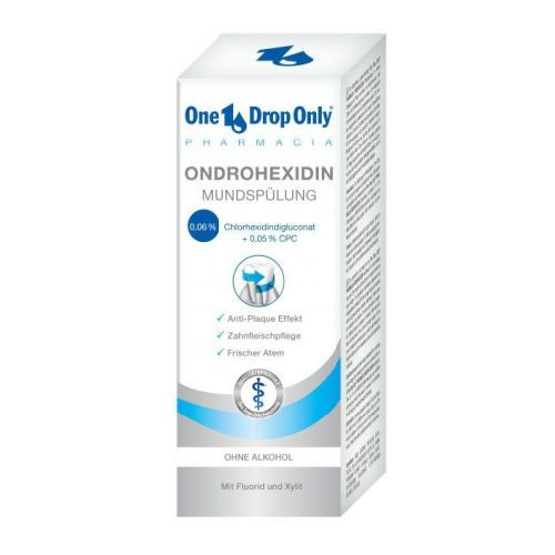 ONE DROP Only Pharmacia Ondrohexidin Mundspülung