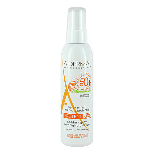 A-DERMA PROTECT KIDS Spray SPF 50+