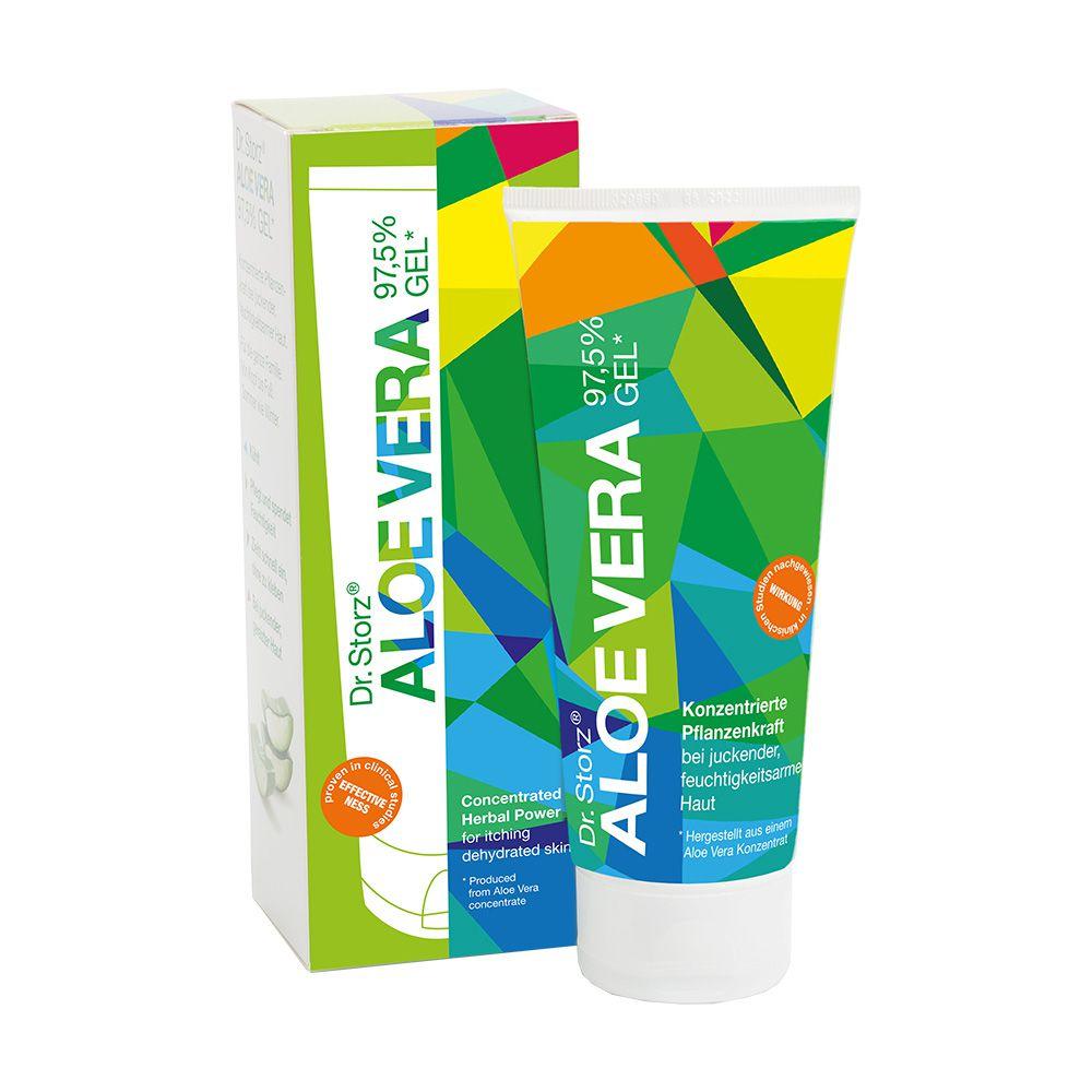 RIEMSER Pharma GmbH ALOE VERA GEL 97,5% Dr.Storz Tube 100 ml 4500144
