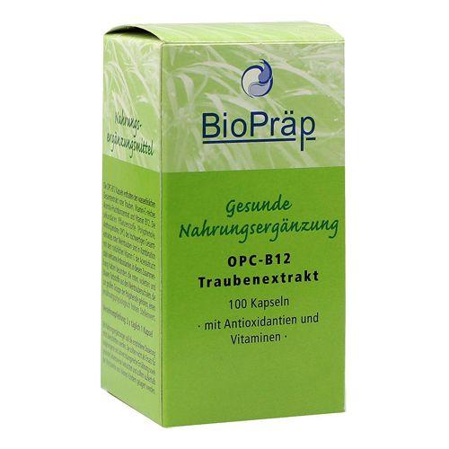 ApoTeam GmbH OPC B12 Traubenextrakt Kapseln 0 g 85910