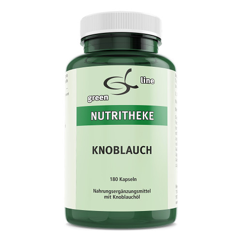 11 A Nutritheke GmbH KNOBLAUCH KAPSELN 1 g