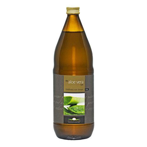 AMAZONAS Naturprodukte Handels GmbH ALOE VERA SAFT Bio 100% 1 l 0127-200-B