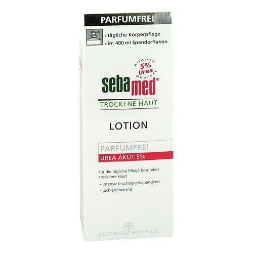 sebamed trockene haut parf mfrei lotion urea 5 sparmed. Black Bedroom Furniture Sets. Home Design Ideas